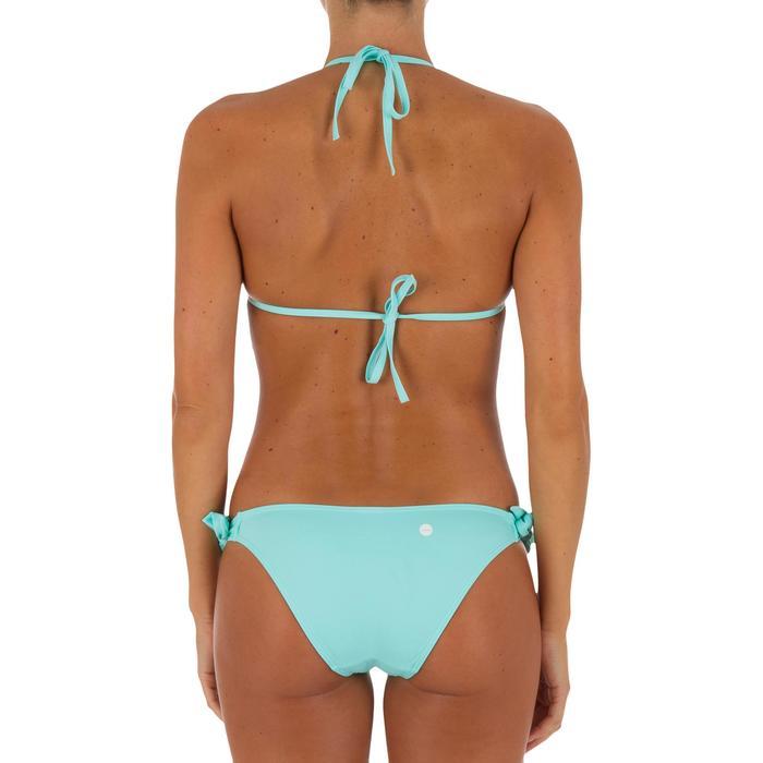 Haut de maillot de bain femme triangle coulissant avec coques MAE CORAIL - 1079548