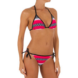 Dames bikinibroekje met striksluiting opzij Sofy Malibu - 1079583