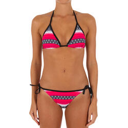 Dames bikinibroekje met striksluiting opzij Sofy Malibu - 1079593