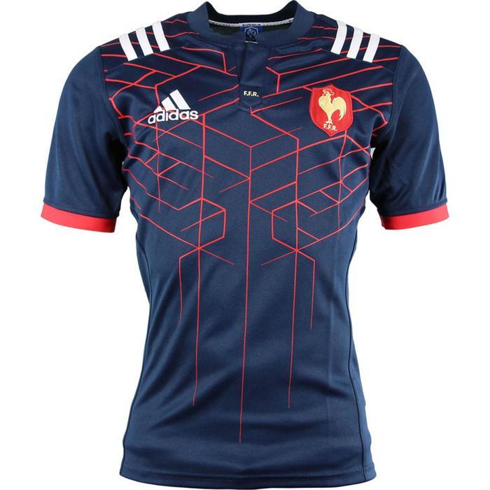 Rugbytrikot Frankreich Replica 2016 Erwachsene blau