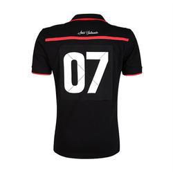 Rugbyshirt Stade Toulousain volwassenen zwart - 1079622