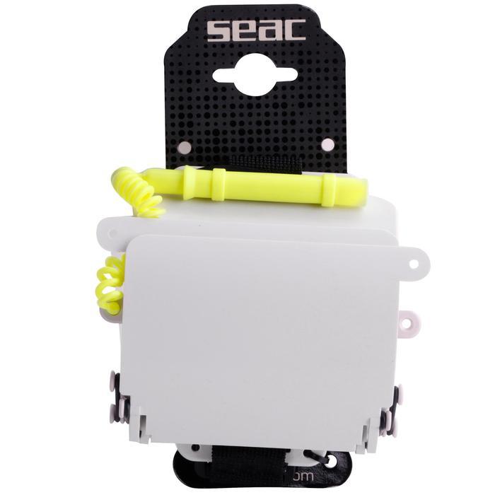 Ardoise de poignet avec stylet pour communication en plongée sous-marine - 1079871
