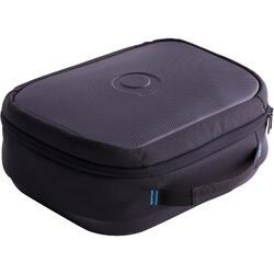 潛水(SCUBA)調節器收納袋/護套-黑/藍