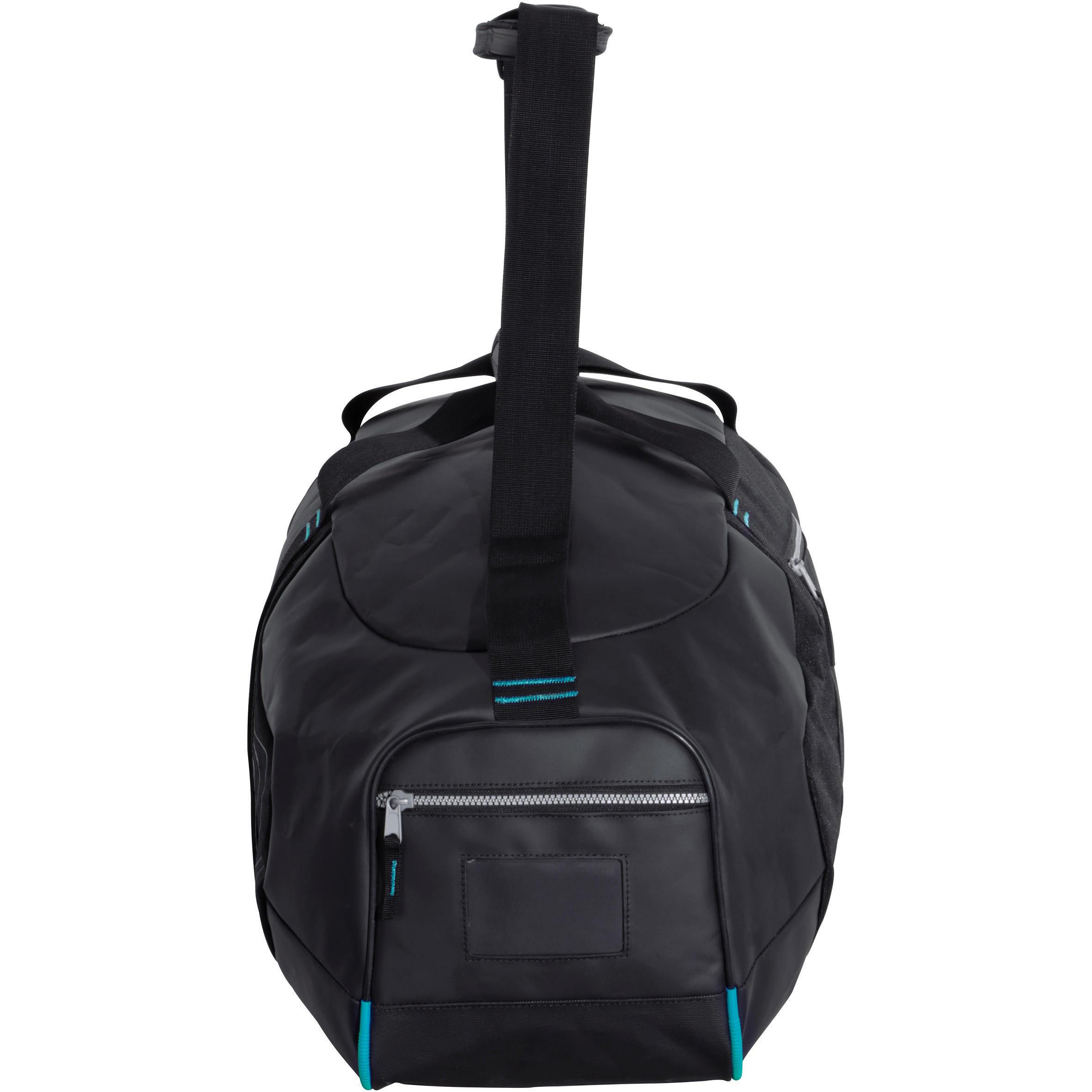 SCD 70 litre diving bag black/blue