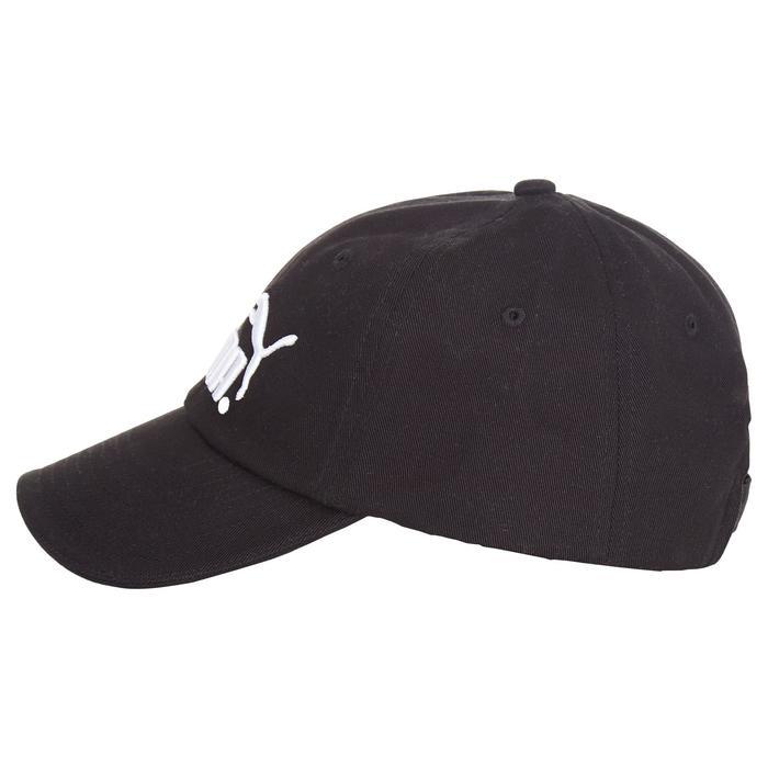 Casquette Fitness garçon noir - 1079999