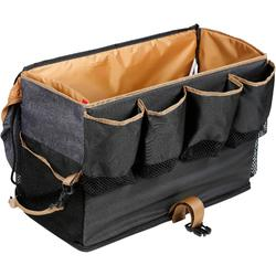 Pferdebox-Organizer All-In 50 l grau/beige
