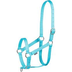 Cabestro Equitación Fouganza SCHOOLING Azul Caballo y Poni