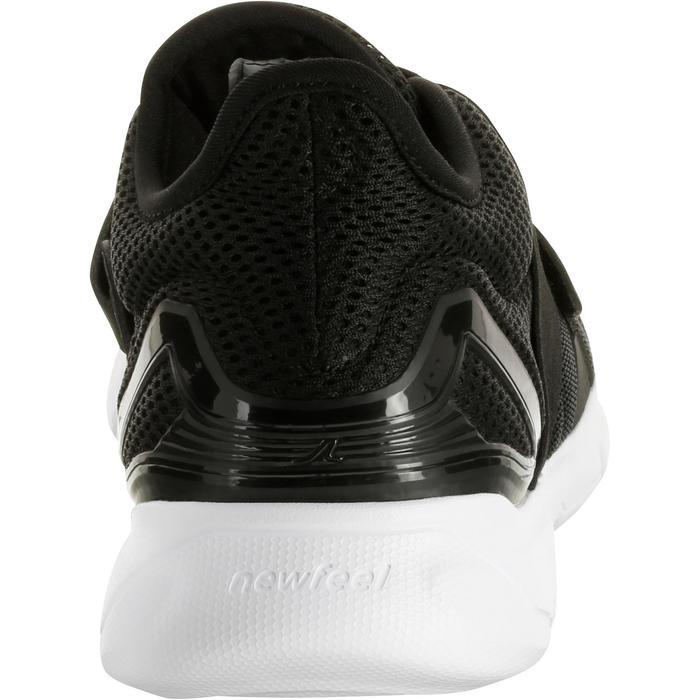 Zapatillas de marcha deportiva para mujer Soft 180 Strap negro / rosa