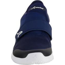 Walkingschuhe Soft 180 Strap Herren blau/weiß