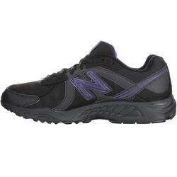 Damessneakers New Balance 905 voor nordic walking zwart/paars - 1080372
