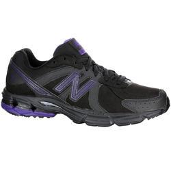 Damessneakers New Balance 905 voor nordic walking zwart/paars - 1080373