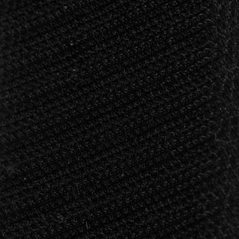 Horse Riding Synthia Synthetic Saddle 17.5_QUOTE_-Black
