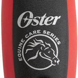 Limpiacascos equitación OSTER rojo