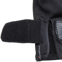 Gloves Basic Children's Horseback Riding - Black