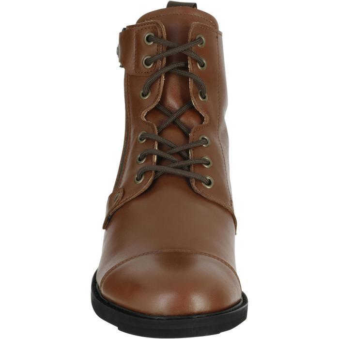 Boots équitation adulte TRAINING LACET 700 - 1080493