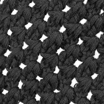 Horse Riding Ear Net - Black