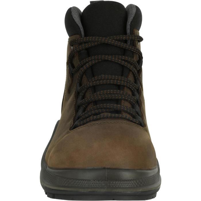 Boots équitation adulte SAFYBOOTS marron - 1080520