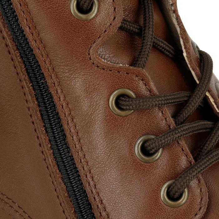 Boots équitation adulte TRAINING LACET 700 - 1080538