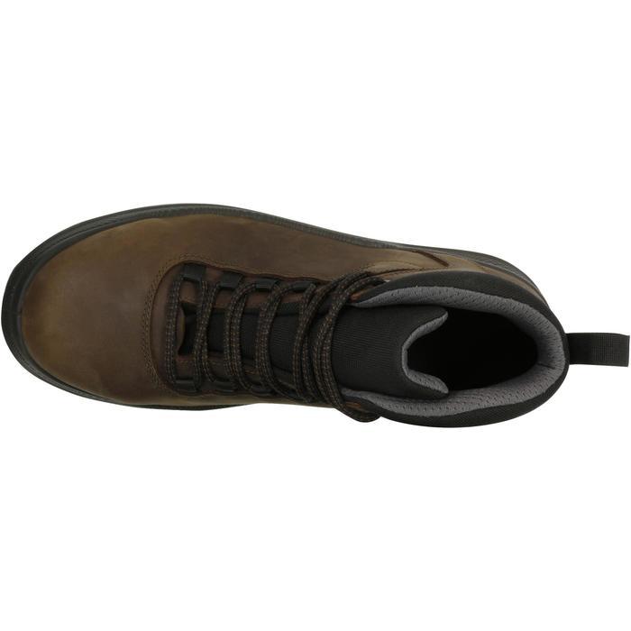 Boots équitation adulte SAFYBOOTS marron - 1080553