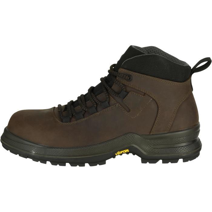 Boots équitation adulte SAFYBOOTS marron - 1080582