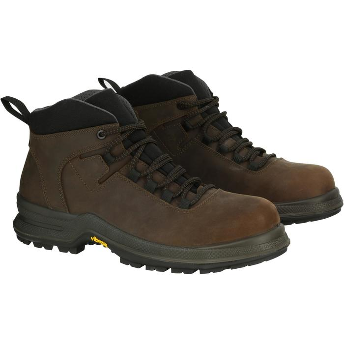 Boots équitation adulte SAFYBOOTS marron - 1080584