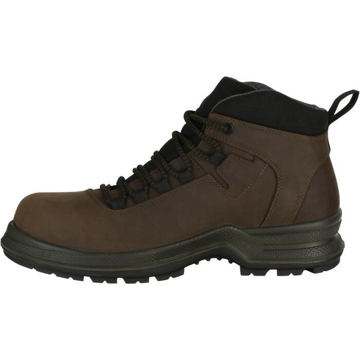 Boots équitation adulte SAFYBOOTS marron - 1080597