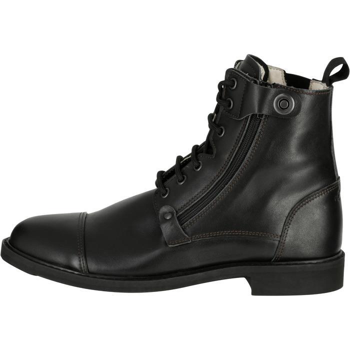 Boots équitation adulte TRAINING LACET 700 - 1080635