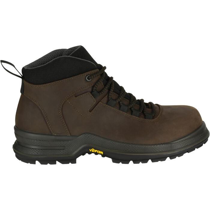 Boots équitation adulte SAFYBOOTS marron - 1080636