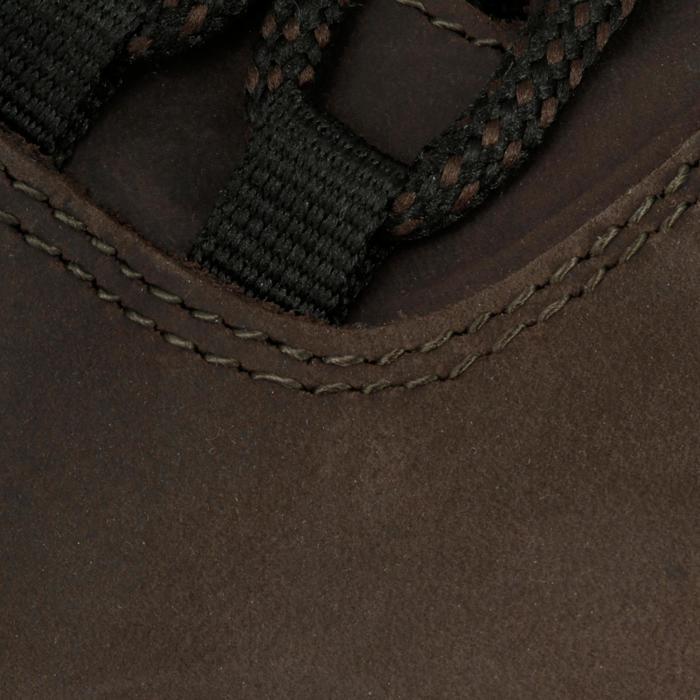 Boots équitation adulte SAFYBOOTS marron - 1080668