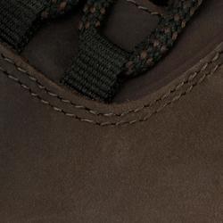 Schoenen Safyboots voor volwassenen ruitersport bruin