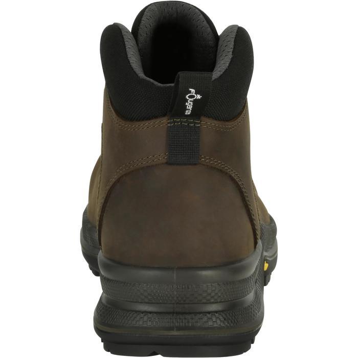 Boots équitation adulte SAFYBOOTS marron - 1080701