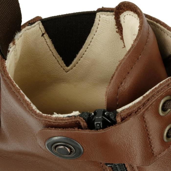 Boots équitation adulte TRAINING LACET 700 - 1080703