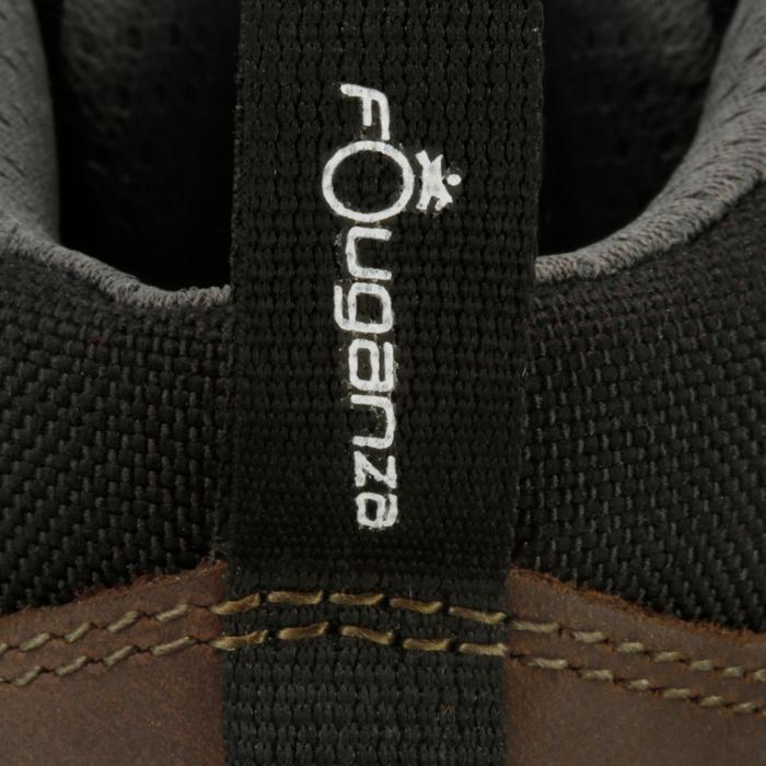 Boots équitation adulte SAFYBOOTS marron - 1080715