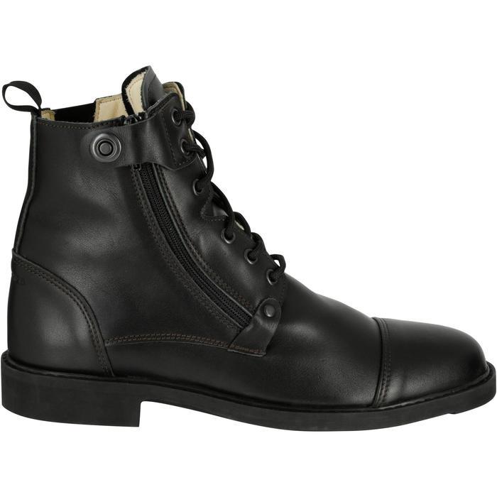 Boots équitation adulte TRAINING LACET 700 - 1080768
