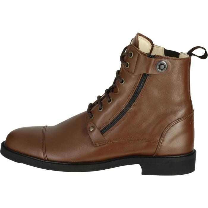 Boots équitation adulte TRAINING LACET 700 - 1080790