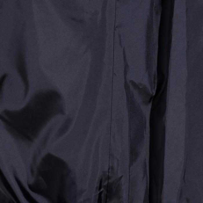 Heren bodywarmer GL700 ruitersport zwart/grijs - 1080791