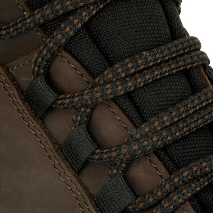 Botines de equitación adulto SAFYBOOTS marrón