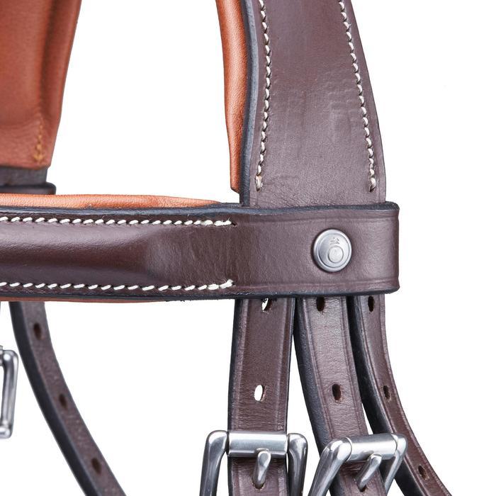 Filet + rênes équitation PULL BACK - taille cheval - 1080849