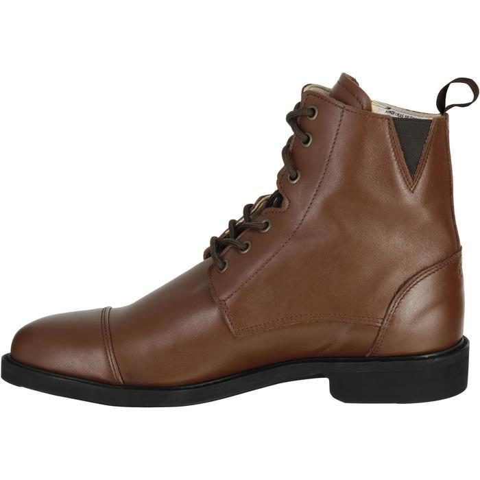 Boots équitation adulte TRAINING LACET 700 - 1080853