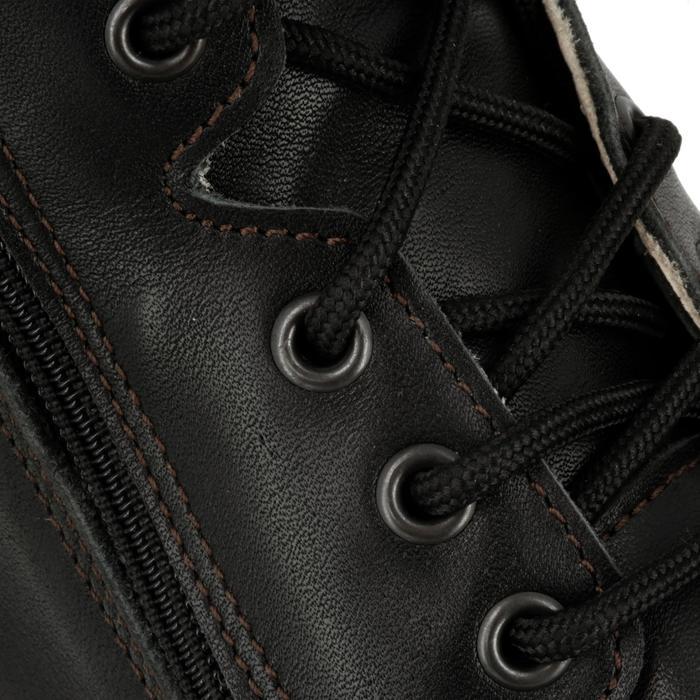 Boots équitation adulte TRAINING LACET 700 - 1080859