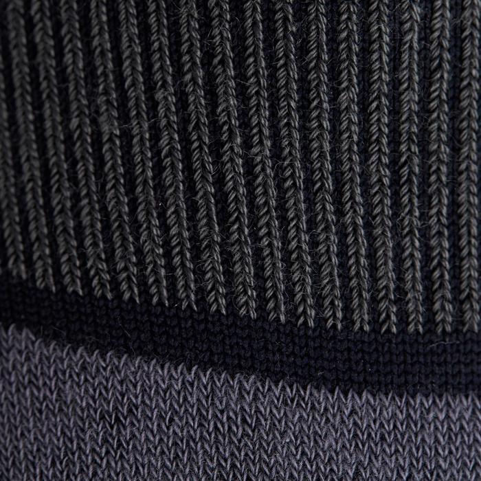 Reitsocken 700 Erwachsene EINZELPAAR marineblau