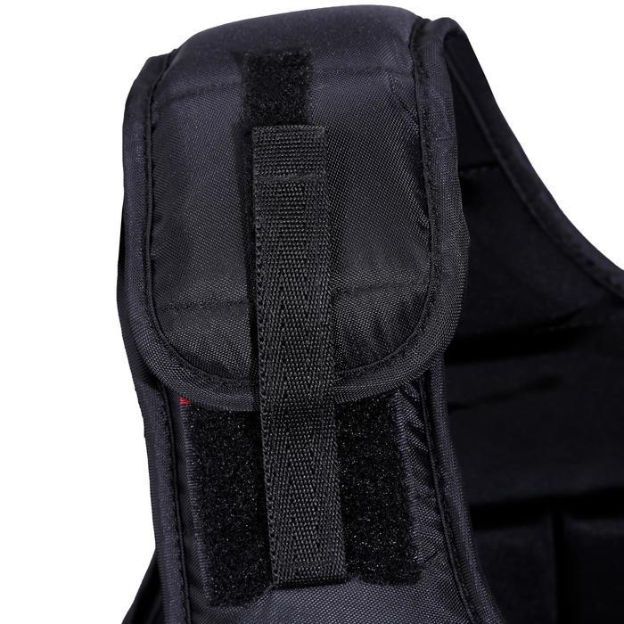 Gilet de protection équitation enfant SMARTRIDER 311 noir - 1080867