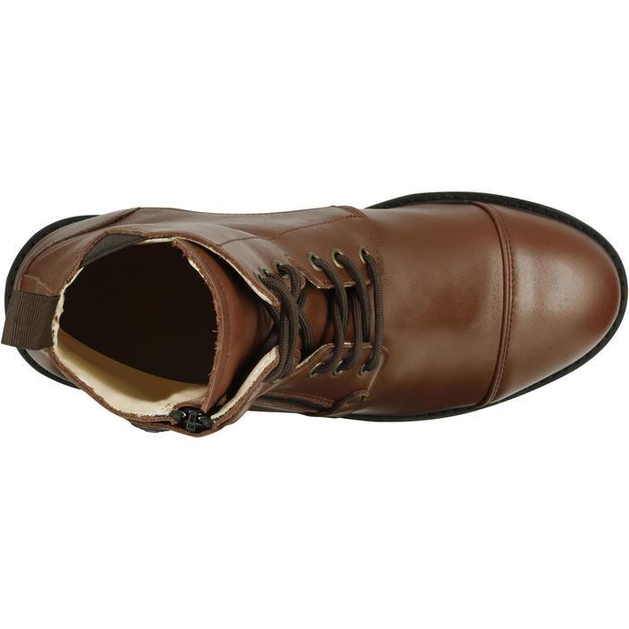 Boots équitation adulte TRAINING LACET 700 - 1080877