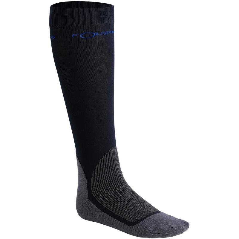 700 Adult Horse Riding Socks - Navy