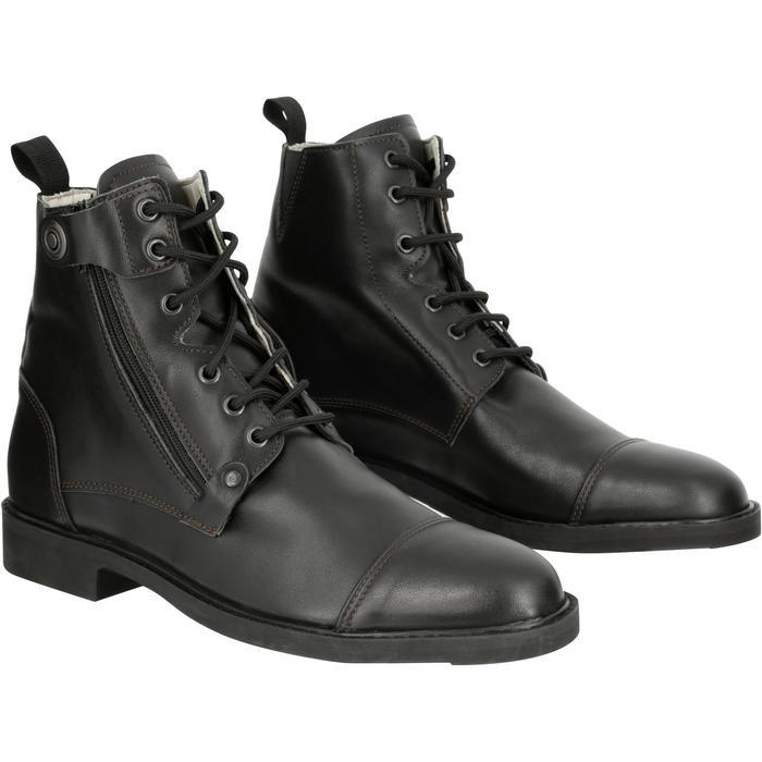 Boots équitation adulte TRAINING LACET 700 - 1080900
