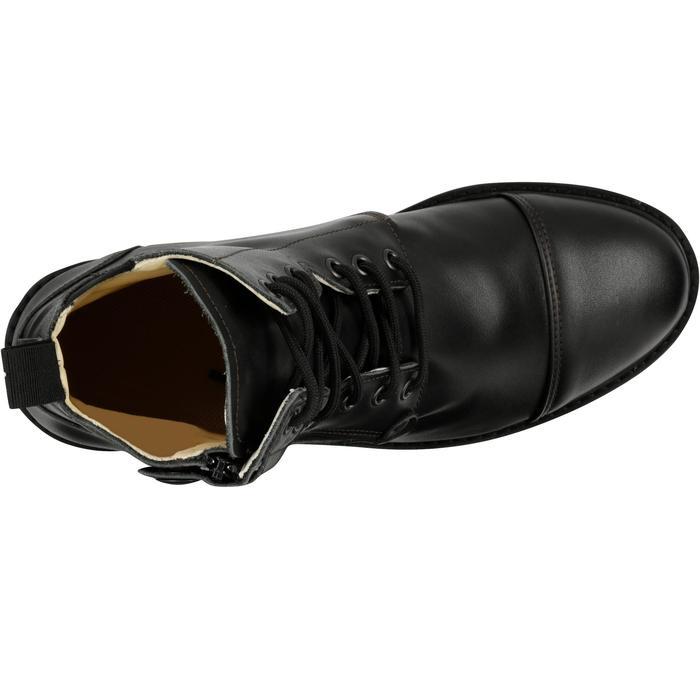 Boots équitation adulte TRAINING LACET 700 - 1080907