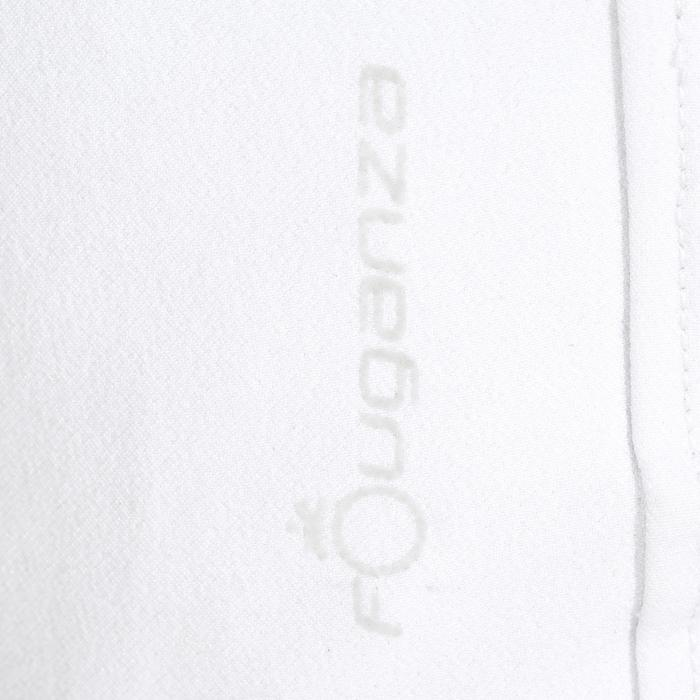 Pantalon Concours équitation homme BR560GRIP basanes silicone blanc - 1081322