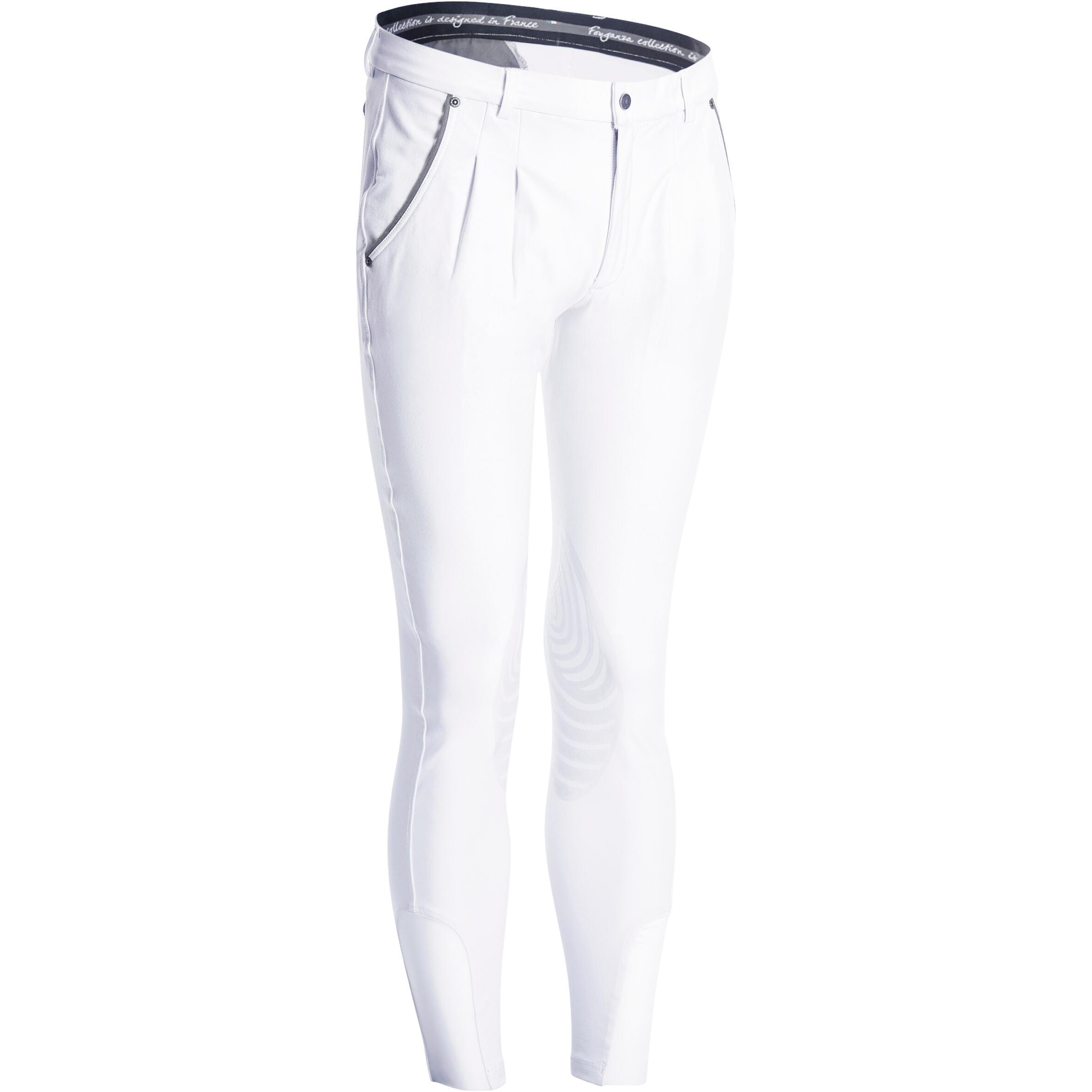 Pantalon echitație 560 Bărbați