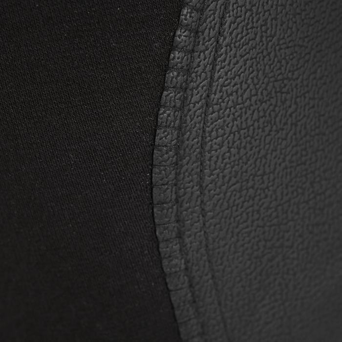Rijbroek voor dames 140 kniestukken zwart