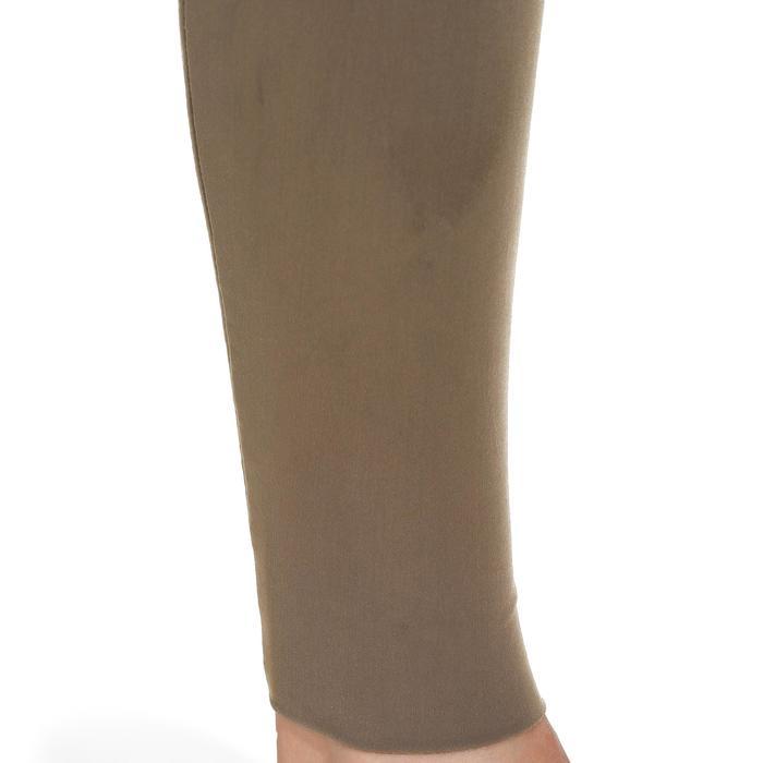 Pantalon équitation femme TRAINING LIGHT bandes silicone - 1081516